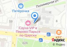Компания «Мсм-групп» на карте