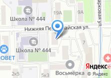 Компания «Электронные системы охраны» на карте