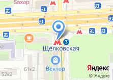 Компания «Магазин ортопедических товаров на Щёлковском шоссе» на карте
