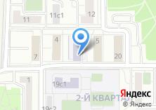 Компания «Детская музыкальная школа им. Н.Н. Калинина» на карте