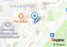 Компания «Почтовое отделение №109649» на карте