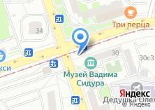 Компания «Север+» на карте