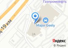 Компания «PCAVTO» на карте