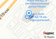 Компания «SportFit» на карте