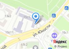 Компания «Техноторг-М» на карте