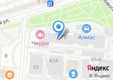 Компания «Mkpgifts.ru» на карте
