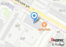 Компания «Тонстек» на карте