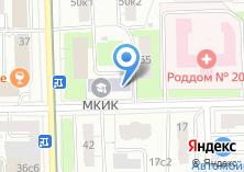 Компания «Институт гуманитарного образования и информационных технологий» на карте