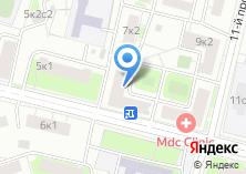 Компания «У Малевина» на карте