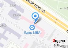 Компания «Барбос» на карте