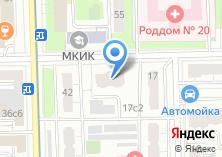 Компания «Верхняя Первомайская 38» на карте