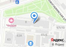 Компания «СтройМонтажСервис» на карте