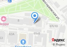 Компания «Алмас» на карте