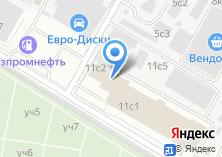 Компания «ОПТИМАЛЬНЫЕ КОММУНИКАЦИИ» на карте