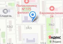 Компания «Специальная (коррекционная) общеобразовательная школа №442» на карте