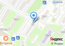 Компания «Свеж & fresh» на карте