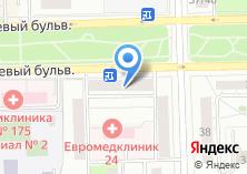 Компания «Допинг» на карте