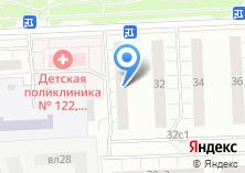 Компания «Шторы на заказ» на карте