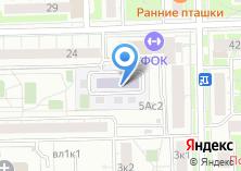 Компания «Детский сад №970» на карте