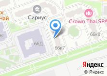 Компания «Большое Кусково» на карте