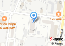 Компания «Русинвест-Сервис» на карте