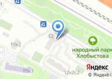 Компания «СДЭК» на карте
