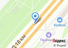 Компания «Ledszone» на карте