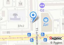 Компания «Мясненок» на карте