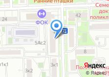 Компания «Общежитие МГМУ» на карте