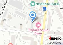 Компания «Пазитифчик» на карте