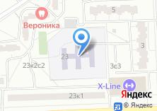 Компания «Детский сад №2559» на карте