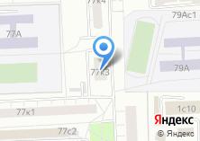 Компания «Мастерская по ремонту радиоаппаратуры и бытовой техники» на карте