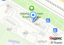 Компания «АВТОШКОЛЫ СТОЛИЦЫ» на карте