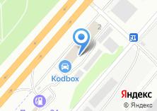Компания «38М» на карте