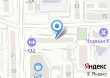 Компания «БВВ» на карте