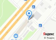 Компания «Фортрез» на карте