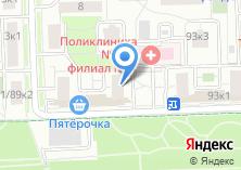 Компания «ХОРС» на карте