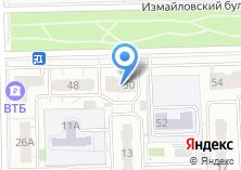 Компания «Первомайское-3» на карте