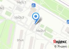 Компания «МСК-Авиа» на карте