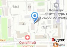 Компания «Saltek» на карте