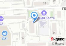 Компания «Первомайское» на карте