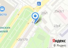 Компания «Донер хаус» на карте