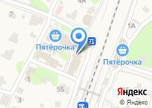 Компания «Эдгар» на карте