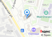 Компания «Кубань массив» на карте