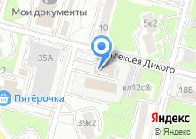 Компания «ЦКО» на карте
