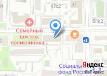 Компания «Сантехнадзор» на карте