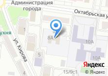 Компания «Городской комитет образования» на карте