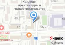 Компания «Ёtour» на карте