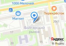 Компания «Мясь`ё» на карте
