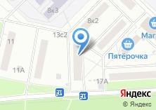 Компания «Закрома Беларуси» на карте